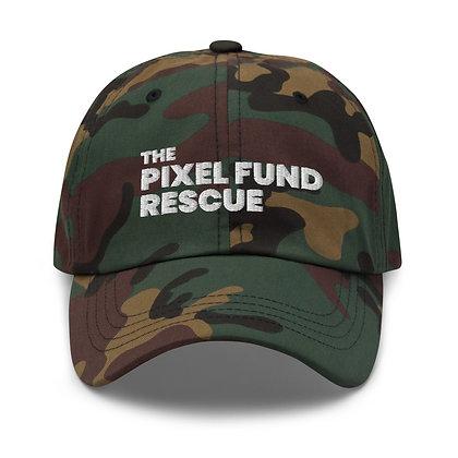 The Pixel Fund Dad hat