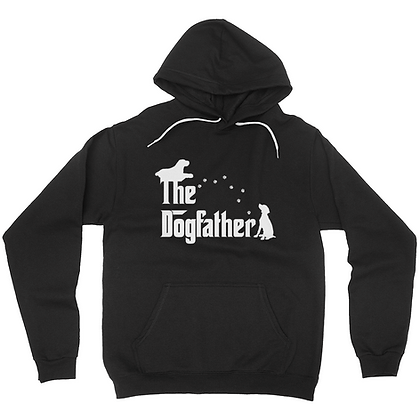 The Dogfather Pullover Hoodie