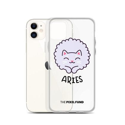 iPhone Case: Aries Cat