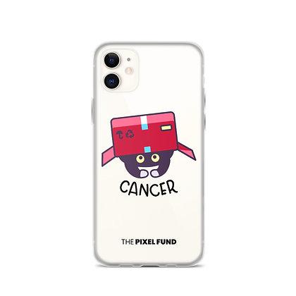 iPhone Case: Cancer Cat