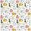 Thumbnail: Cat Lovers Chiffon Scarf