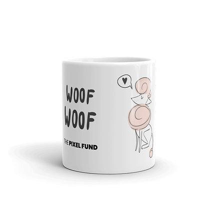 Woof Woof Mug