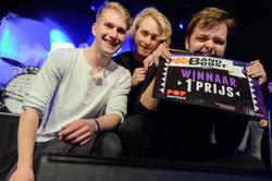 Band Boost Finale MacSwordfish Danny van der Weck