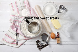 Baking and Sweet Treats