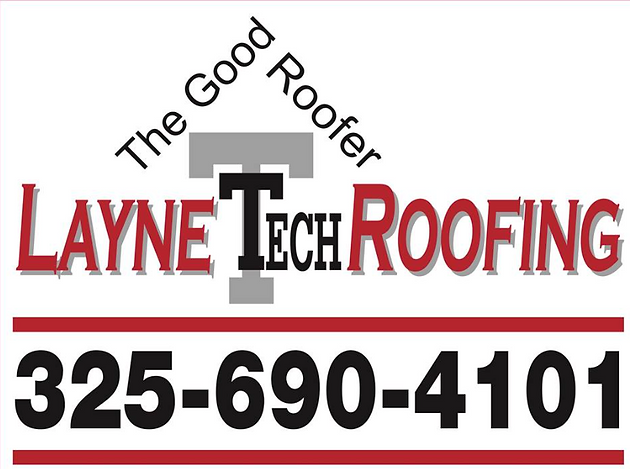 Featured businesses tx abilene referred layne tech roofing llc has an a rating with the bbb and is a locally owned company focused on customer service and quality work malvernweather Choice Image
