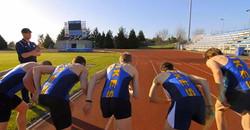 Leduc Track Alumni - Karl Robertson
