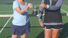 Ladies' Doubles Champions