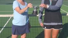 Ladies' Doubles Champions