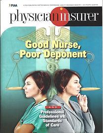 Good Nurse - Poor Deponent - PIAA Cover