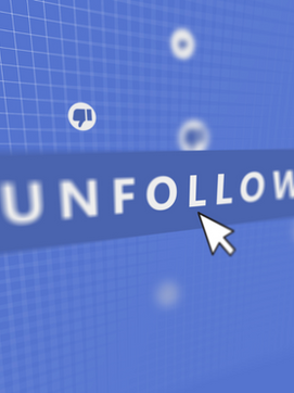Why do people unfollow your social media brand?