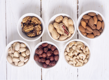 Did you know that nuts can also keep the doctor away?