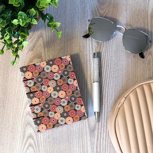 Mini Caderno Costurado