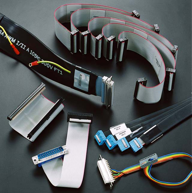 Flat Ribbon Assemblies