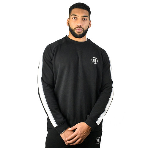 Panel Tracksuit Jumper