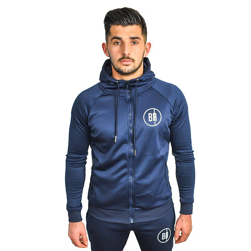 Poly Tracksuit Jacket