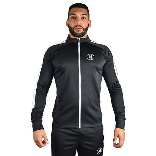 Panel Tracksuit Top
