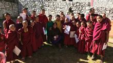 Sai Aashraya In Tawang November 8th  to 11th, 2017