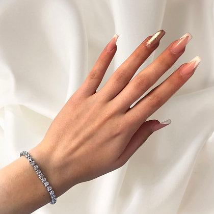 Tennis Bracelet - 2 Colours Available