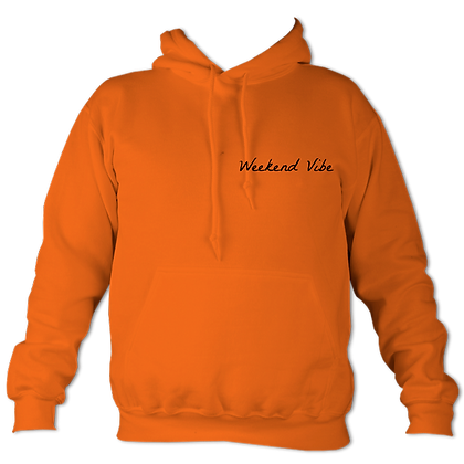 Weekend Vibe Hoody - More Colours Available