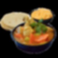 Caldo de Pollo, Soup