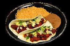 Tacos pork pastor