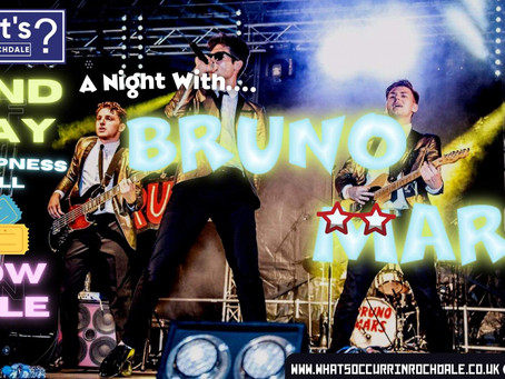 A Night With Bruno Mars Launch!