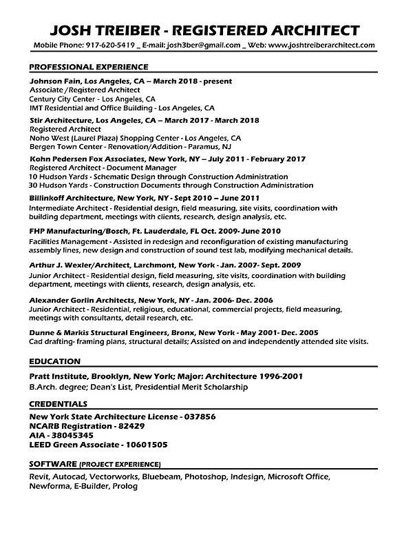 Josh Treiber_Resume 2020.jpg