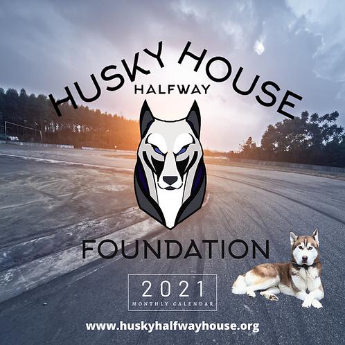 2021 Husky Calendar!
