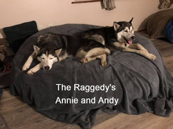 Annie and Andy