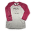 Thumbnail: Halfway Husky SWIRL Logo BASEBALL TEE