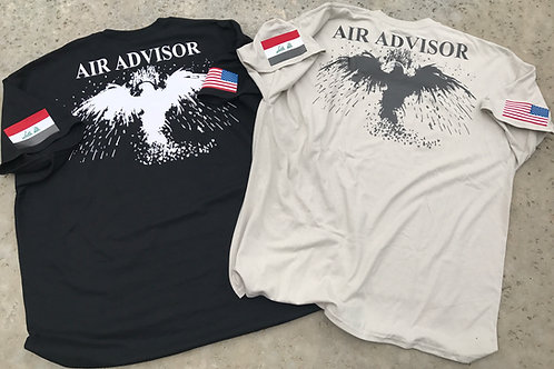 USAF ADVISORY TEAM TSHIRT