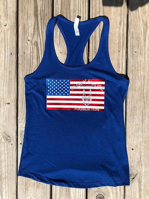 American Flag tank or t-shirt