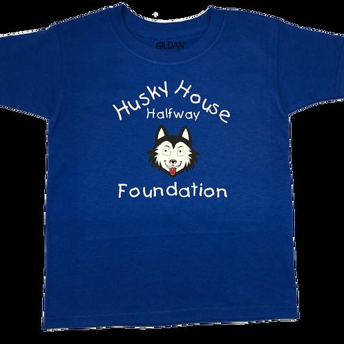 Halfway Husky Junior  Signature tee