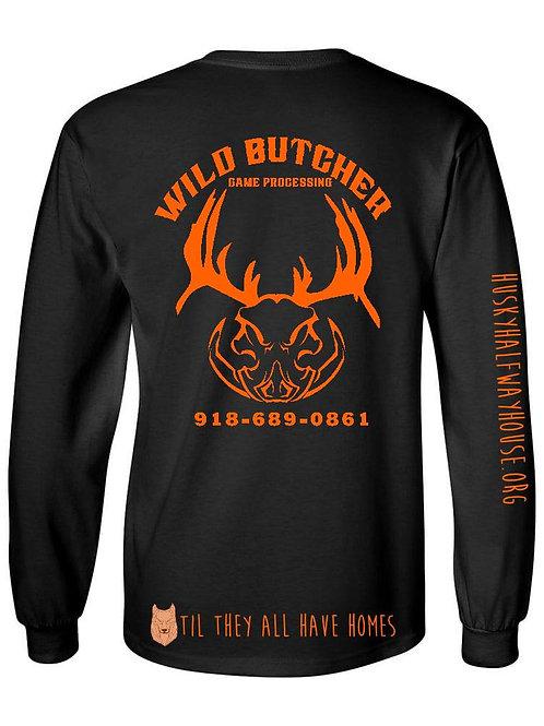 Wild Butcher Black Long Sleeve