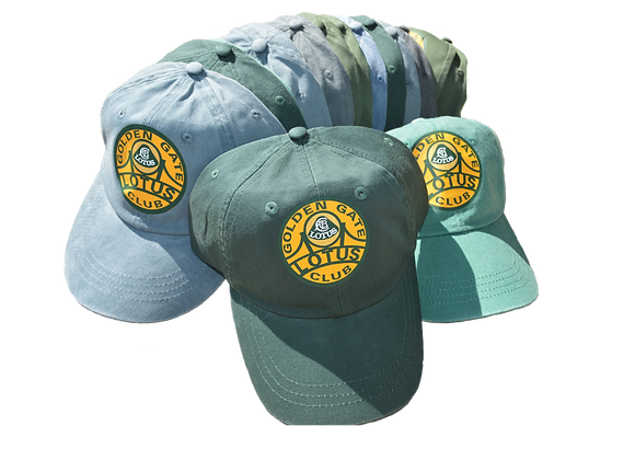 Sacramento GGLC Cap w/logo
