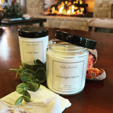 Amazing candles from Medieval Scents!