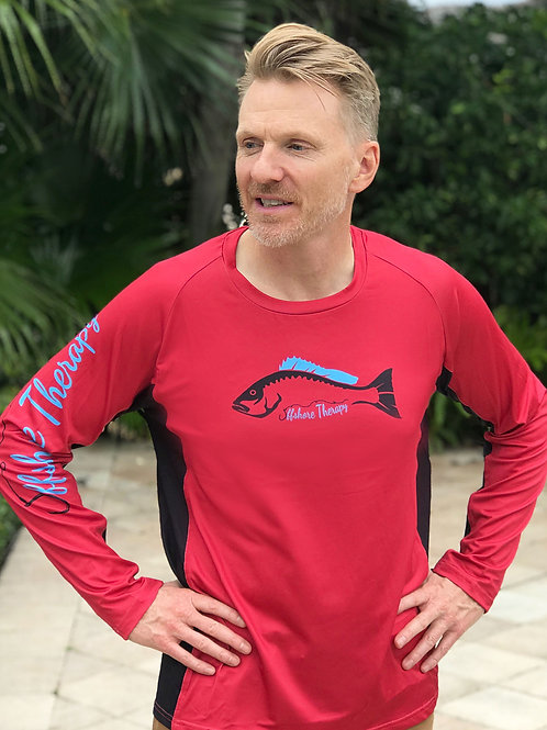 Red Snapper Long Sleeve Shirt