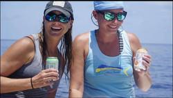 Erika Almond Ladies Fishing