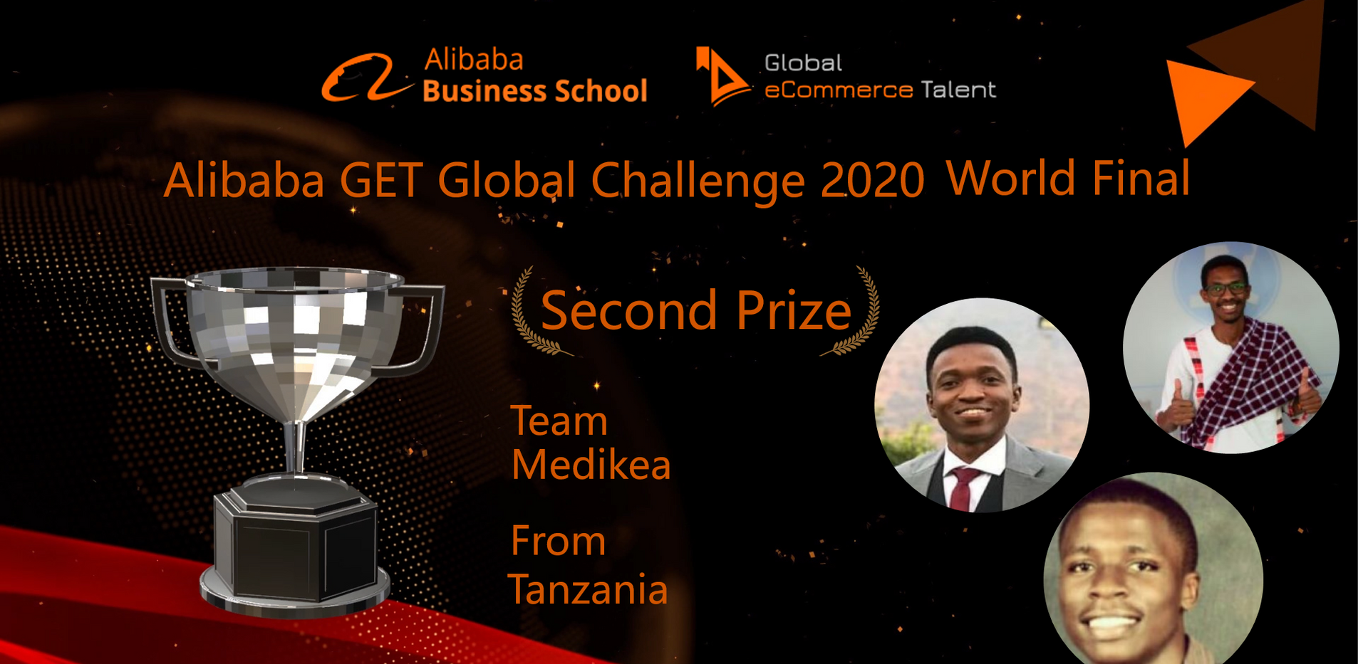 Second Prize - Africa Region