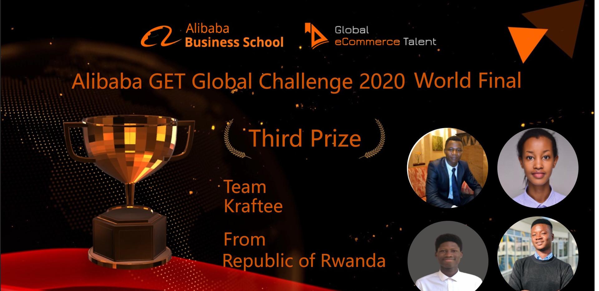Third Prize - Republic of Rwanda