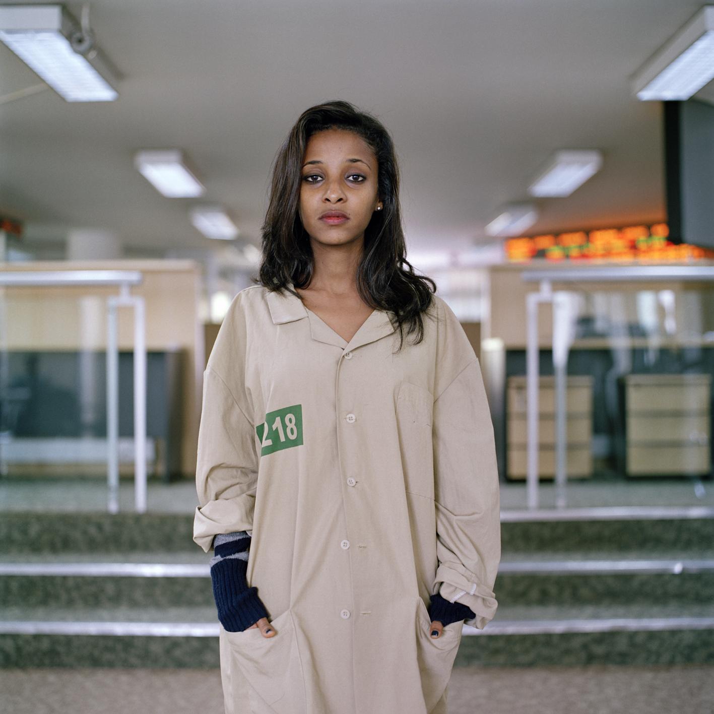 Bethlehem, Trader  Ethiopian Commodity Exchange (ECX) Addis Abeba, Ethiopia,  September 2012 from THE MARKET