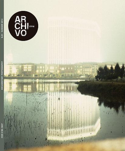 Issue 01 - Identity