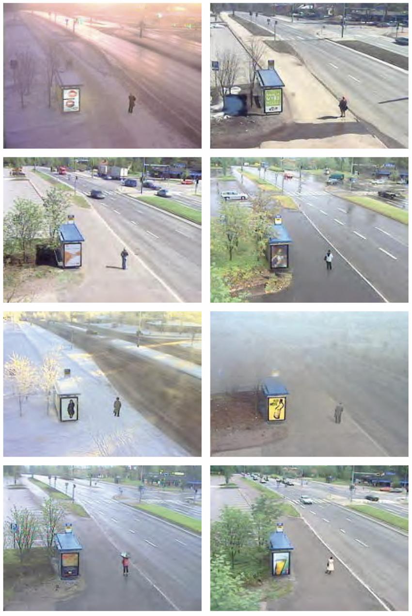 Bus Stop, from the book The Encyclopedia of Kurt Caviezel, 2016