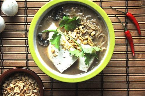 Sri Lankan Coconut Tamarind Soup