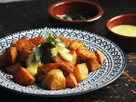 Patatas bravas à l'aïoli