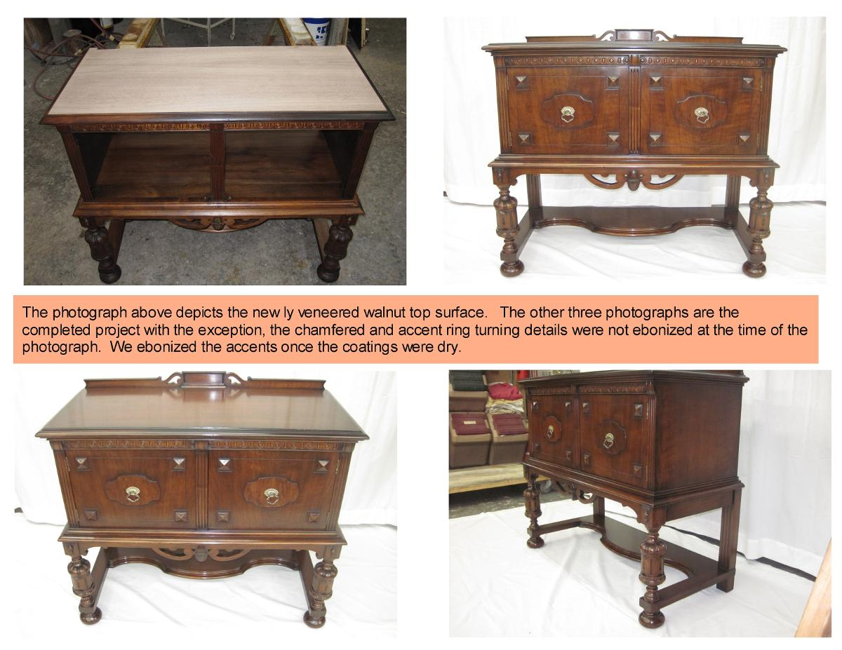 Furniture Restorations Long Island