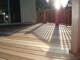 Wood Deck Installation Long Island