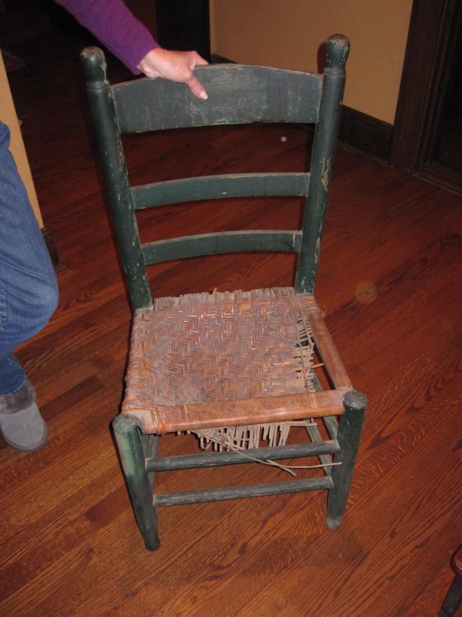Antique Chair Repair Restoration