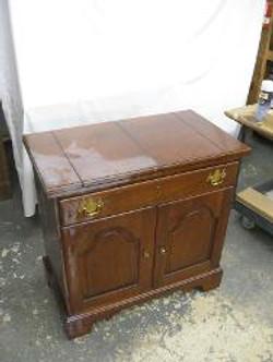 antique Cherry Server restoration