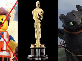 Animated Anarchy - Who Deserves The Lego Movie's Oscar?
